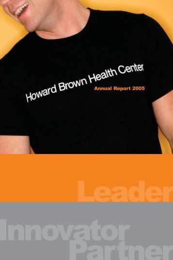 Annual Report 2005 - Howard Brown Health Center