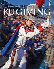 Issue #3: Winter 2007 (pdf) - KU Endowment