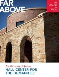 Download the center's case statement. - KU Endowment