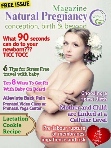 Natural Pregnancy Magazine