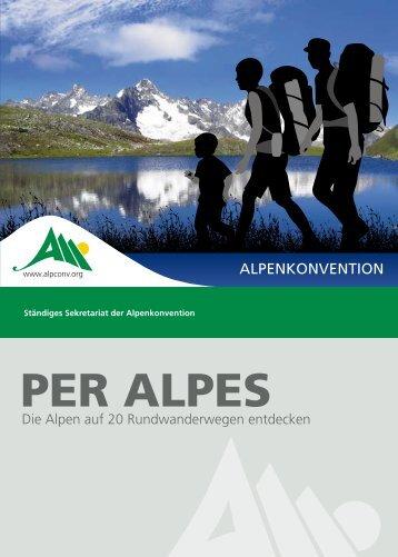 PER ALPES - Naturfreunde Vorarlberg