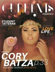 Currents Magazine Spring 2015