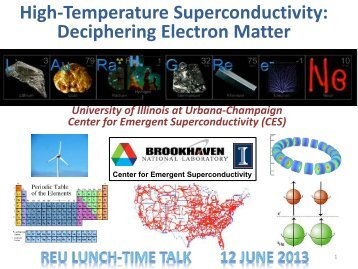 High Temperature Superconductivity: Deciphering Electron Matter