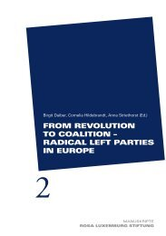 Book in English pdf - Rosa Luxemburg Foundation Brussels