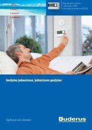 Logamatic EMS - Buderus