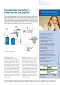 Umweltwärme und Lüftung – besonders wertvoll im System - Buderus - Seite 2