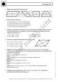 Mathematik üben Klasse 8 (Un-)regelmäßige Vierecke - Page 5