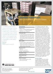Undefasa-Hungária Kft. - SAP.com