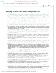Web Content Accessibility Standards pdf - Blogs at Maryville University