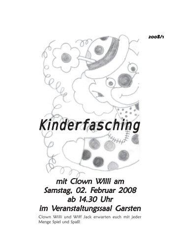Kinderfasching Kinderfasching Kinderfasching ... - ÖVP Garsten