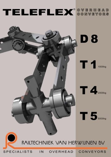 D8/T1/T4/T5 Catalog - Railtechniek van Herwijnen BV