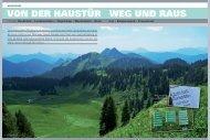 Buchstein – Leonhardstein – Jägerkamp ... - Edition Summit