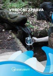 Výroční zpráva 2012 - Vodovody a kanalizace Jablonné nad Orlicí as