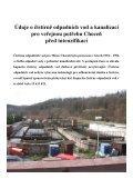 ČOV Choceň - Vodovody a kanalizace Jablonné nad Orlicí as - Page 2