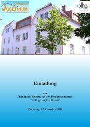 Collegium Josefinum - Stadtpfarre Leoben - St. Xaver