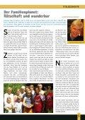 Kindersegen - Stadtpfarre Leoben - St. Xaver - Page 5