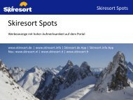 Spots (PDF-Dokument) - Skiresort Service International