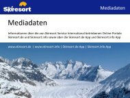 Skiresort Service International GmbH