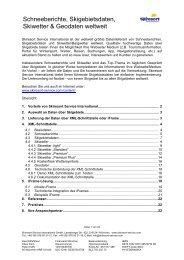 PDF-Dokument - Skiresort Service International