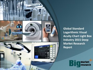 Global Standard Logarithmic Visual Acuity Chart Light Box Industry 2015 Deep Market Research Report