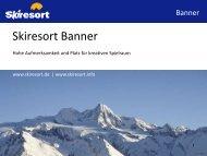 Hiermit bestelle ich bei Skiresort folgende Banner – bitte ankreuzen