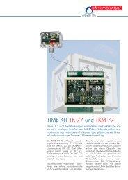 TIME KIT und TK 77 TKM 77