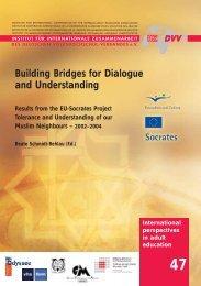 Building Bridges for Dialogue and Understanding - DVV