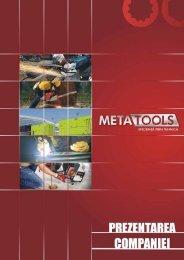 Metatools - prezentare companie