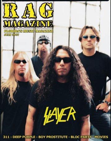 July 2007 Issue.pmd - RAG Magazine