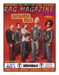 JULY 2003 - RAG Magazine
