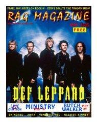 MAY 2003 - RAG Magazine