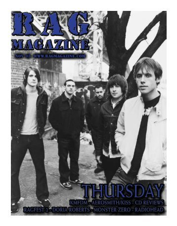 11/03 - RAG Magazine