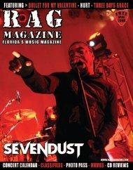 April of 2008 - RAG Magazine