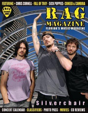 12/07 - RAG Magazine