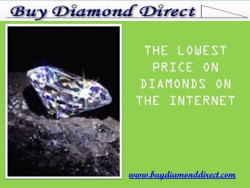 Buy different types of luxurious diamond jewelry-Buy Diamond Direct