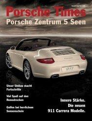 Porsche Zentrum 5 Seen
