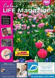 Colne Life - April - Estuary LIFE Magazines