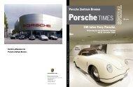 100 Jahre Ferry Porsche.