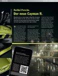 Radikal Porsche. Der neue Cayman R. - Porsche Zentrum ... - Seite 6