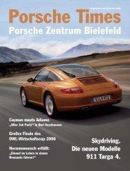 Porsche Times - Porsche Zentrum Bielefeld