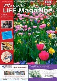 Mersea Life - April - Estuary LIFE Magazines