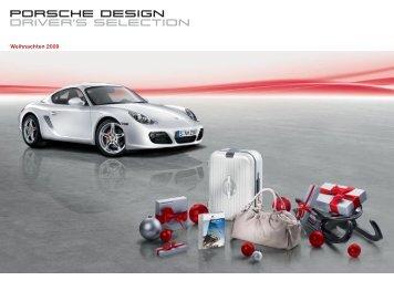 Porsche Design Driver's Selection - Porsche Zentrum Chemnitz