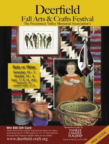 Old Deerfield Summer Craft Fair