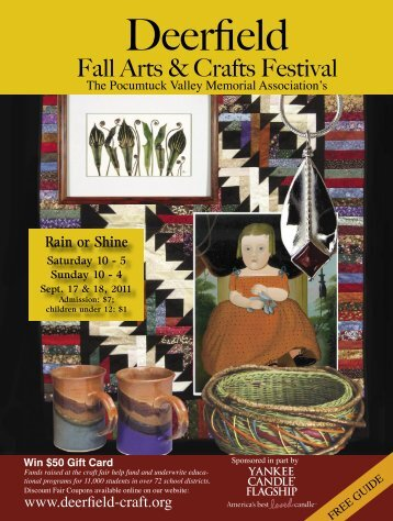 Deerfield - Old Deerfield Craft Fairs