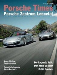 Porsche Zentrum Lennetal