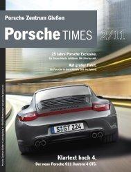 Der Neue Porsche 911 Carrera