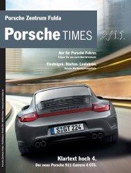 Der neue Porsche 911 Carrera 4 GTS. - Porsche Zentrum Kassel