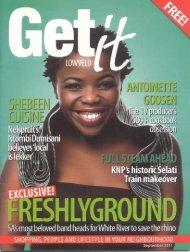 Get It (WESSA), September 2011