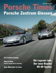 Porsche Zentrum Giessen - Porsche Zentrum Gießen