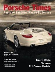 Porsche Zentrum Hegau-Bodensee